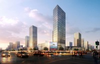 Quanzhou quangang zone city design